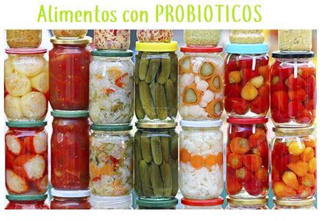 alimentos provioticos alimentos con probioticos