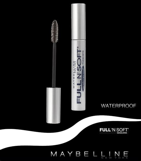 Mascara Silky makeup australia maybelline n soft waterproof mascara