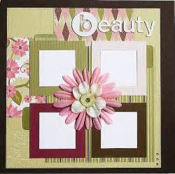 Handmade Wedding Albums Simple Scrapbook Layouts Love Simple Scrapbook Layouts Scrapbooking Family Pinterest