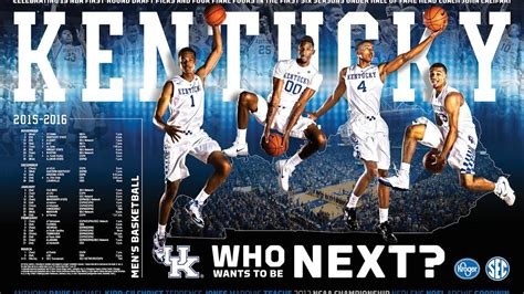 uk basketball schedule poster kentucky wildcats basketball posters unveiled how you can