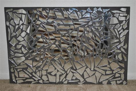 mosaic mirror wall decor wall ideas for decoration and design