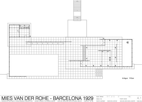 mies der rohe barcelona pavillon grundriss mies der rohe barcelona pavilion jason m