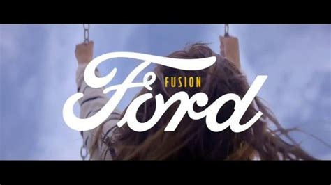 ford tv commercial who is the woman in the ford fusion commercial autos post