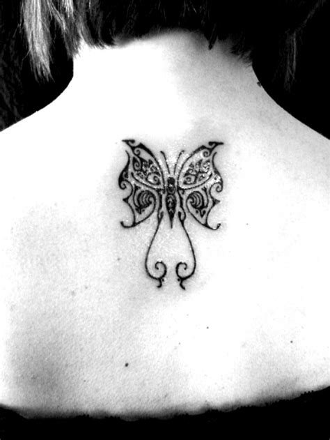 papillon tatouage polyn 233 sien par jidetattoo art tribal