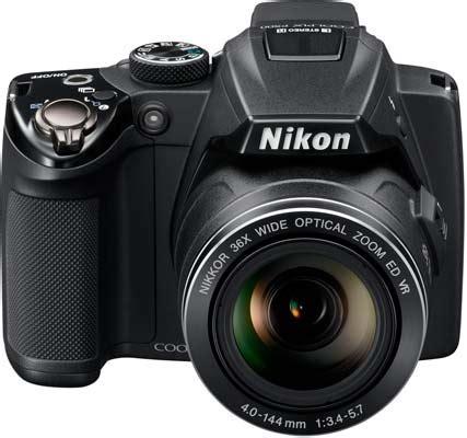 Kamera Nikon Coolpix P500 Bekas kamera prosumer kamera kamera