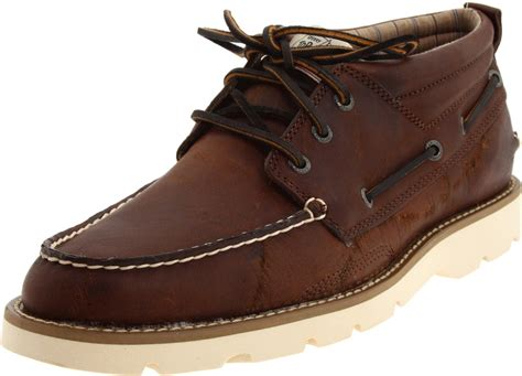 sperry top sider boots mens sperry top sider mens shipyard lonshreman chukka boot in