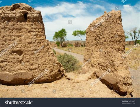 adobe ft adobe ruins of fort selden stock photo 54923467 shutterstock