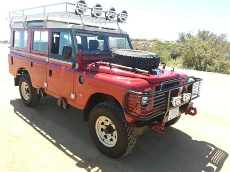 1980 land rover discovery 1980 land rover 109 series iii series 3 estate shooting