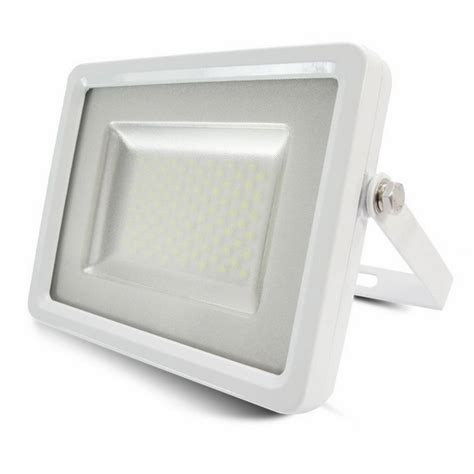 outdoor white led flood light 50w led floodlight smd black or white myplanetled