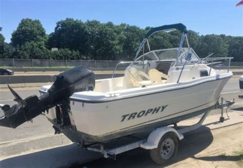 trophy boats us trophy 1802 boat for sale from usa