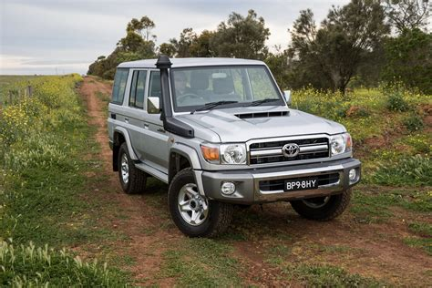 land cruiser 2017 toyota landcruiser 70 series review caradvice
