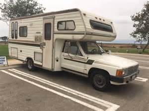 Toyota Dolphin Craigslist Used Rvs 1994 Toyota Dolphin Motor Home For Sale By Owner