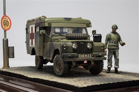 land rover tamiya land rover ambulance joaqu 237 n garc 237 a gazquez a