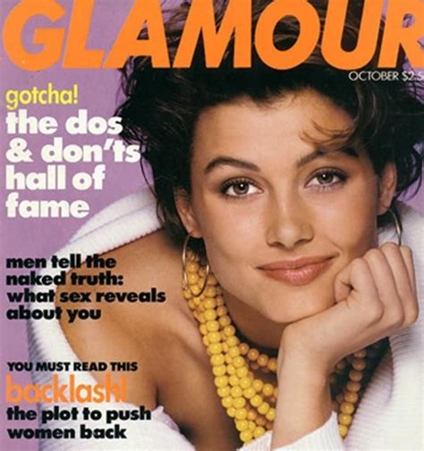 bridget moynahan beauty secrets bridget moynahan glamour oct 1991 mnstr pinterest