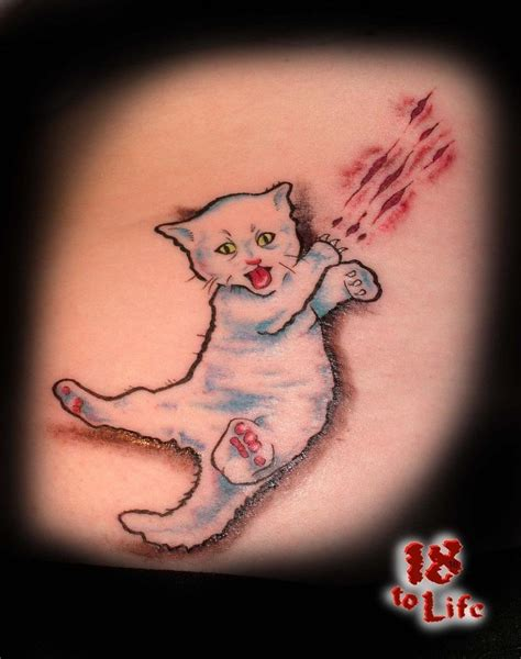 pussy cat tattoo cat images designs