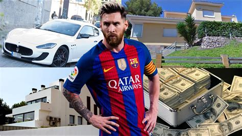 messi biography youtube lionel messi s net worth biography house cars