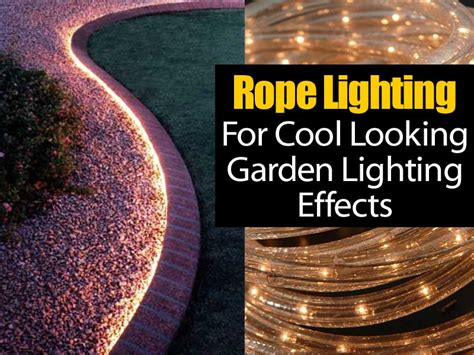 how to connect rope lights how to use rope lighting for a cool looking effect