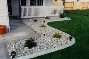 gardening amp landscaping landscaping with rocks with white walls creative ways for designing a