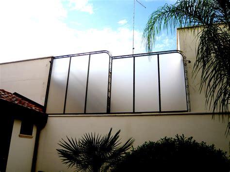 copertura terrazzo plexiglass coperture in policarbonato prezzi con copertura in