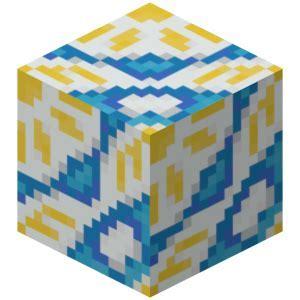 Gefärbte glasierte Keramik ? Das offizielle Minecraft Wiki