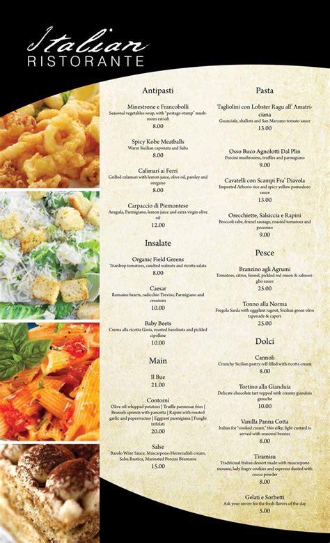 google design menu 9 best menus images on pinterest menu layout restaurant