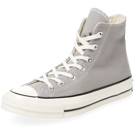 light gray high top converse 17 best ideas about grey high top converse on
