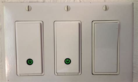 belkin wemo review the near in wall light switch timer house so green