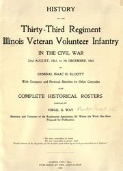 History Of The Third Regiment Of history of the thirty third regiment illinois veteran