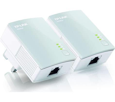 tp link tl pa4010 powerline adapter kit av600 pack deals pc world