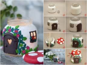 crafts for home diy jar house find projects to do at
