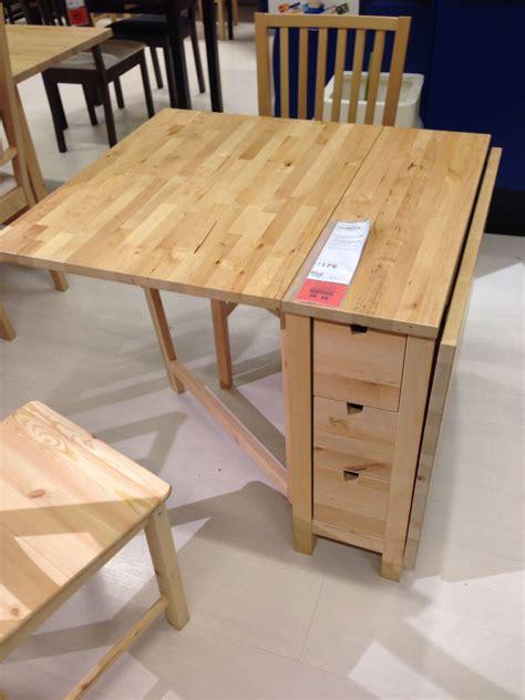 white folding kitchen table ikea nazarm