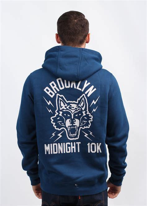 Hoodie The Flash I Run Things 1 nike running flash wolf hoody blue grey