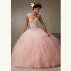 Alta qualidade doce 15 vestidos de festa 2017 sparkly organza querida