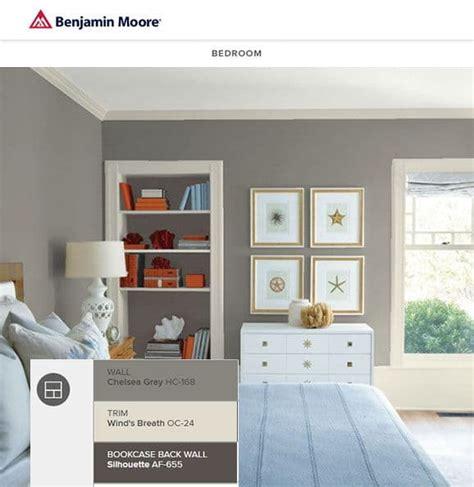 chelsea grey benjamin moore benjamin moore chelsea gray bedroom nicole arnold interiors