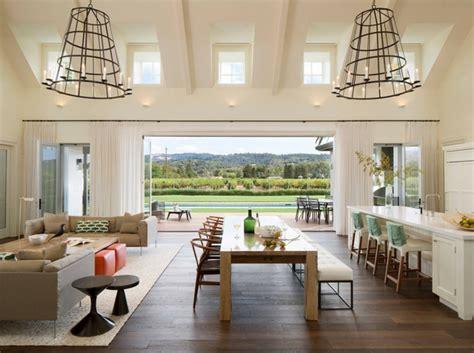 demeure dans les terres californiennes vivons maison