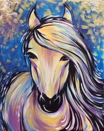 paint nite unicorn pin by hale on paper paint