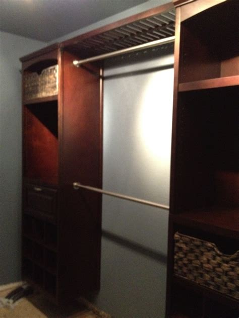 Allen And Roth Closet System by Allen Roth Closet Organization Because We Re Running The