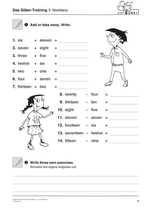 grundschule unterrichtsmaterial englisch lernstand messen