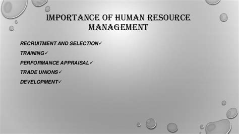 Mba Requirements In Lse by Importance Of Human Resource Development The Morung