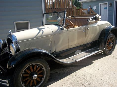 how cars work for dummies 1926 chrysler imperial on board diagnostic system a piece of history 1926 chrysler coupe rumble seat convertible