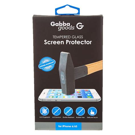 Tempered Glass Antigores Screen Guard Protector Clear Kuat Mini 4 gabba goods clear tempered glass screen protector icing us