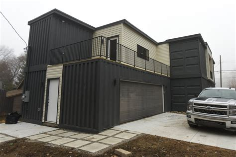 Adding Shipping Container To House - see inside finished shipping container home in southeast