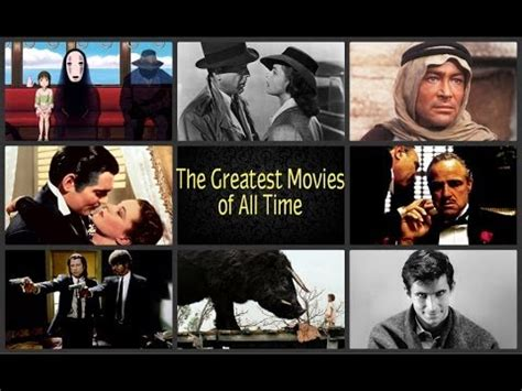 best movies ever top 50 greatest films of all time the best movies ever