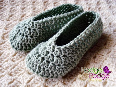 easy crochet slippers free pattern easy crochet slippers pattern free crochet and knit