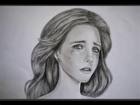 imagenes rostros llorando como dibujar un rostro de mujer llorando youtube