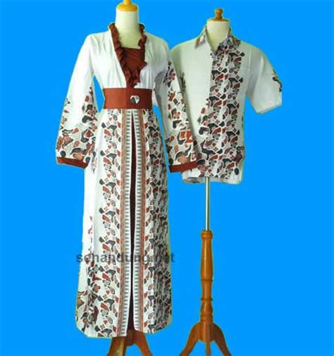 Gamis Batik Ethnic 88 Best Images About Kebaya Indonesia On