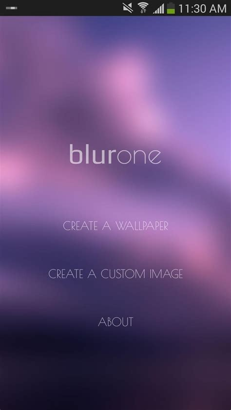 wallpaper android blur how to add ios 7 style blur effects to backgrounds on your