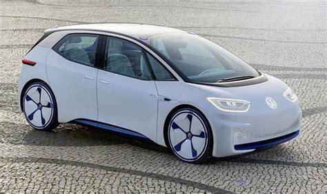 Volkswagen Id 2019 by Vw Id 2019 Electric Car Will 342 Of Range For