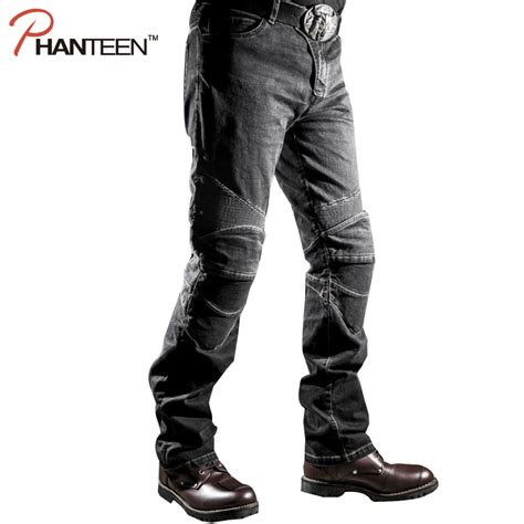 comfortable motorcycle riding high quality man motorcycle jeans riding protective