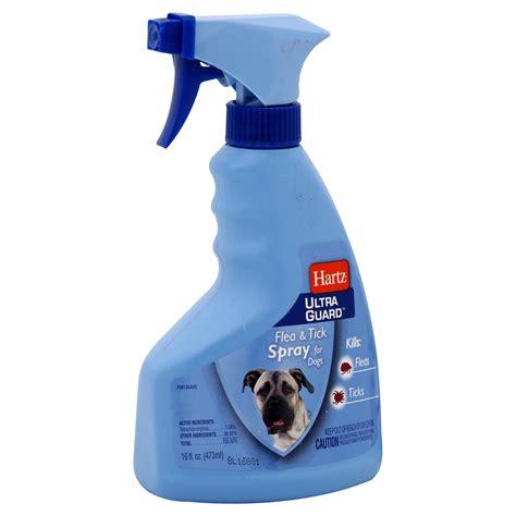 hartz ultra guard flea tick spray for dogs 16 fl oz 473 ml pet supplies supplies